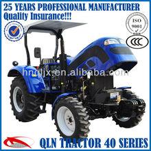 Henan QLN454 diesel engine 45hp 4wd farm traktor sale