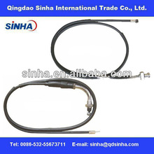 motorcycle brake throttle cable