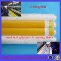 De vidrio, de cerámica, la industria textil, juguetes de plástico, pcb de impresión utilizado 100% puro de poliéster de impresión de la pantalla de malla