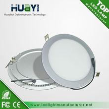 CE RoHS Round led panel light