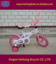 2013 new design durable white lovely children bicycle/kids bike
