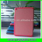Hot Sell Premium PU leather case for iPad Mini, for iPad mini leather cover