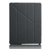 Wholesale hot selling book type case for new ipad ipad3 with unique standing