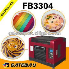 CE top quality digital flower printer, automatic digital flower printer with multifunctional usage,Plastic,wood,leather,acrylic