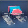 Bolsa de acrílico stand/pantalla