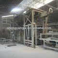 A base de madera del panel junta maquinaria, máquina de la carpintería/de madera contrachapada de la línea de producción/laminación maquinaria/para trabajar la madera para el hogar
