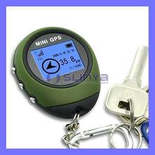 Convenient Global Locator And Mini GPS Tracker Keychain