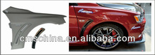 2009-on Side fender for Mitsubishi Lancer