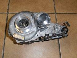 ORIGINAL Turbo charger GARRETT for MERCEDES E-Class / C-Class A6470900180 A646090018