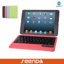 seenda smart cover keyboard case for iPad mini