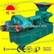 CE certificate 2-3t/h charcoal bar shaping machine 008615093379404