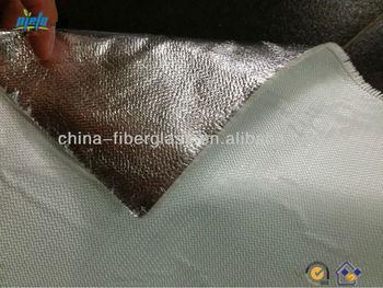Aluminum foil anti radiation heat resistant blanket