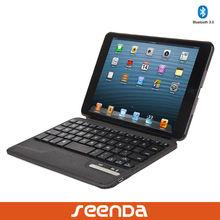 Hot selling german bluetooth keyboard case for iPad mini