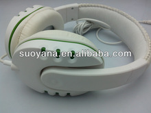 Fashionable design MP3 military headphones
