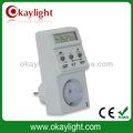 reloj electrónico temporizador de interruptor