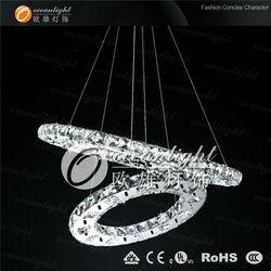 Cristallo LED Ring Light Wholesale Or Retail OM88013