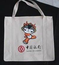 environmental protection non woven folding shopping bag