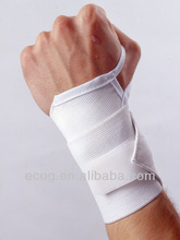 Elastic Wrist Support, Custom Designs, Available in Various Colors and Sizes