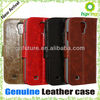 Handmade cell mobile phone leather case for samsung galaxy