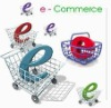 Online shopping cart website