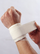 Elastic Bandage Wrist Support, Custom Designs, Available in Various Sizes and Colors