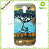 Plastic material cell phone cases online,for samsung s4 phone case