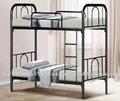 metal moderno cama de dois andares