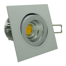 white led downlight 15w adjustable cob light15w adjustable