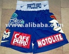 MANNY PACQUIAO Boxing Trunks / Shorts used in Mosley Fight