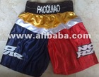MANNY PACQUIAO Boxing Trunks / Shorts used in Sanzhez fight