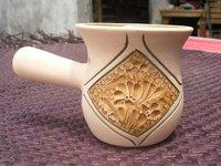 Ceramic Batik Burner Aromatherapy