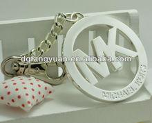 Zinc Alloy Brand Name Tag For Handbag
