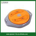 Twist taille Torsion Disc / carte avec réflexologie Magnets - yoga, Aérobie remise en forme