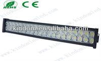 High Bright 9-33V White(6500K) 120W IP67 Waterproof Led Light Bar