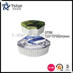 house cookware storage small tin box
