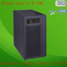 Castle Medical Single Phase Sine Wave UPS 6KW for date base