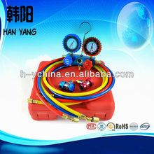 refrigerant charging manifold