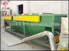 PP/PE waste plastic film crusher washing dry recycling machine