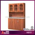 de alta calidad mejor pecan cocina gabinetes de madera