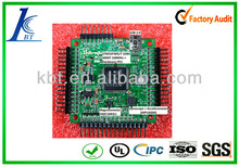 pcb smt mounting components.universal lcd controler board