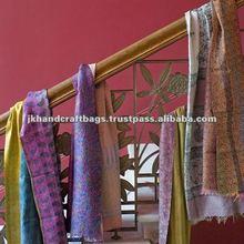 Antiguos vintage chales/bufandas