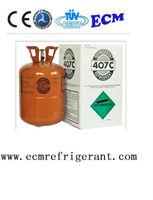 r407 refrigerant gas R134a R410A R507A R407C R404A