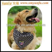 Custom Embroidered LOGO Dog bandana