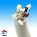 personnalisé veste de pvc câble spécial avec du coton