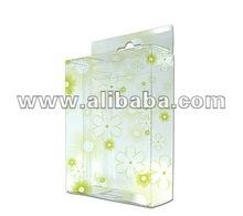 PVC product packing box