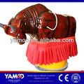 Feliz touro mecânico preço baixo/passeio touro inflável para adultos e crianças