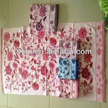 promotion beach towel fabric