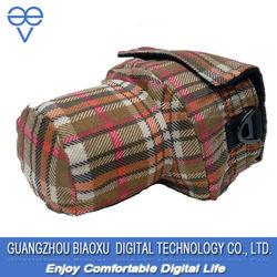 (X5022)pig digital camera bag fashion design for Canon Sony Nikon ect