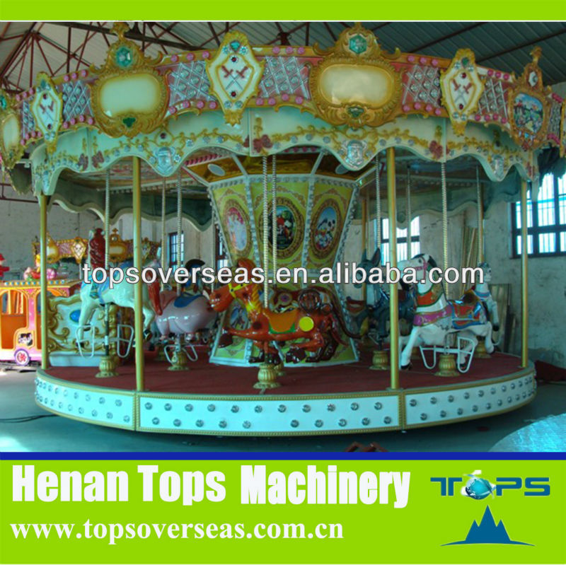 toy carousel for children