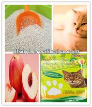 2013 Sample free natural clumping bentonite vitakraft magic clean cat sand